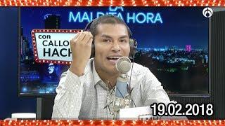La Maldita Hora - !Ya solo le falta a AMLO meter al Chapo a Morena! - callodehacha
