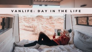 VAN LIFE | Dąy in the Life