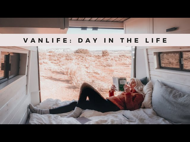 VAN LIFE | Day in the Life