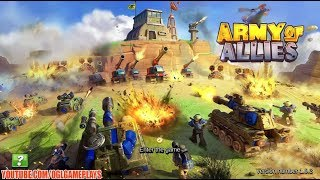 Army Of Allies Android/iOS Gameplay (iDreamSky)