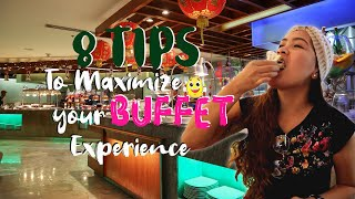 How to beat All You Can Eat Buffet | Marco Polo Cebu (Vlog 01)