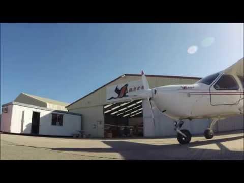 Jabiru aircraft factory George