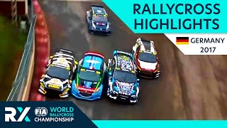 Last Time Out: Germany | 2017 Recap | World Rallycross Germany 2017
