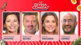 La Divina Comida - Magdalena Montes, Sebastián Sichel, Emilia Noguera y Fernando Gómez Rovira