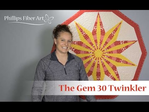 Cheryl Phillips' Gem 30 Twinkler