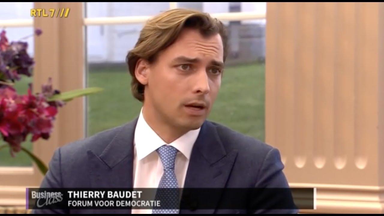 Thierry Baudet Fvd Bij Business Class 4 Juni 2017