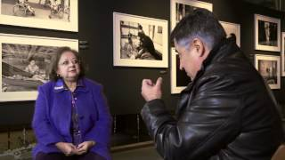 Gervasio Sánchez. Antología. Diálogo del autor con Cristina García Rodero
