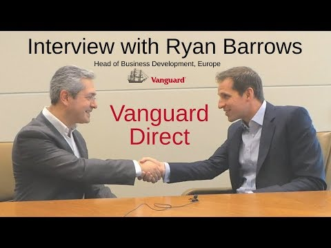 Interview with Ryan Barrows of Vanguard UK
