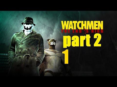 Watchmen: The End is Nigh Part 2 - Прохождение Часть 1 (PС)