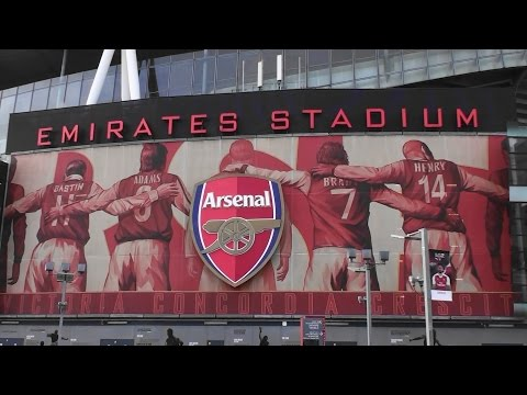 Were YOU At The Emirates Stadium For  Arsenal F.C v Middlesb