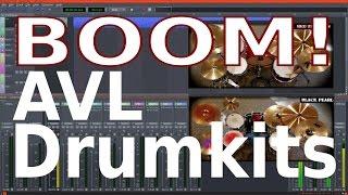Why, Phil? #10 BOOM!! AVL Drumkits