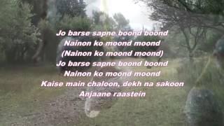 Lyrical:Iktara video song- Wake up sid