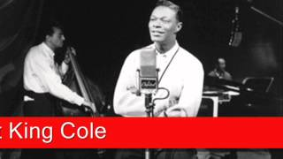 Nat King Cole: It