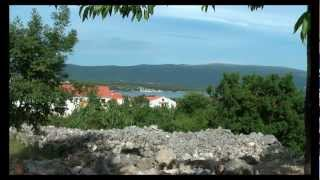 2009 Camping Bor in Krk - Kroatie