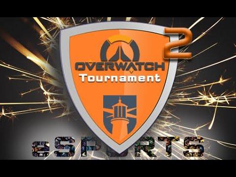 Southwestern Oregon Community College Overwatch Tournament 1st Semifinal
