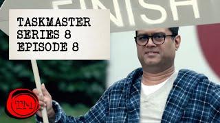 Taskmaster - Series 8, Episode 8 | Full Episode | 'Aquatic sewing machine'