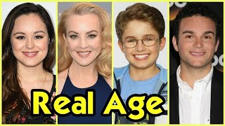 Goldbergs cast then and now
