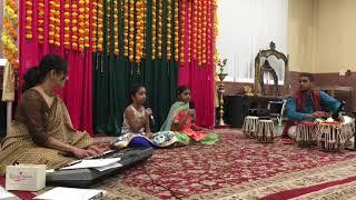 "Bhajan ""Mujhe laagi lagan Hari darshan ki"""