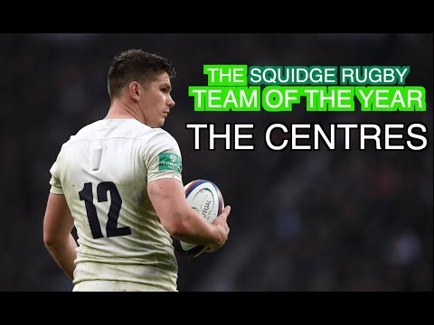 The Centres | The Squidge Rugby Team Of The Year 2019 (+ Pass Of The Year)