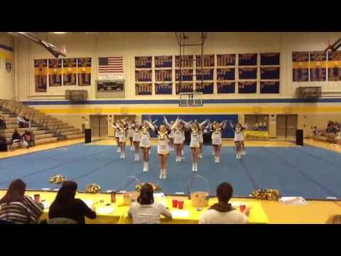 Unionville High School Varsity Cheerleading 2017