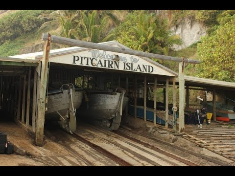Life on Pitcairn Island - home of the descendants of the mut