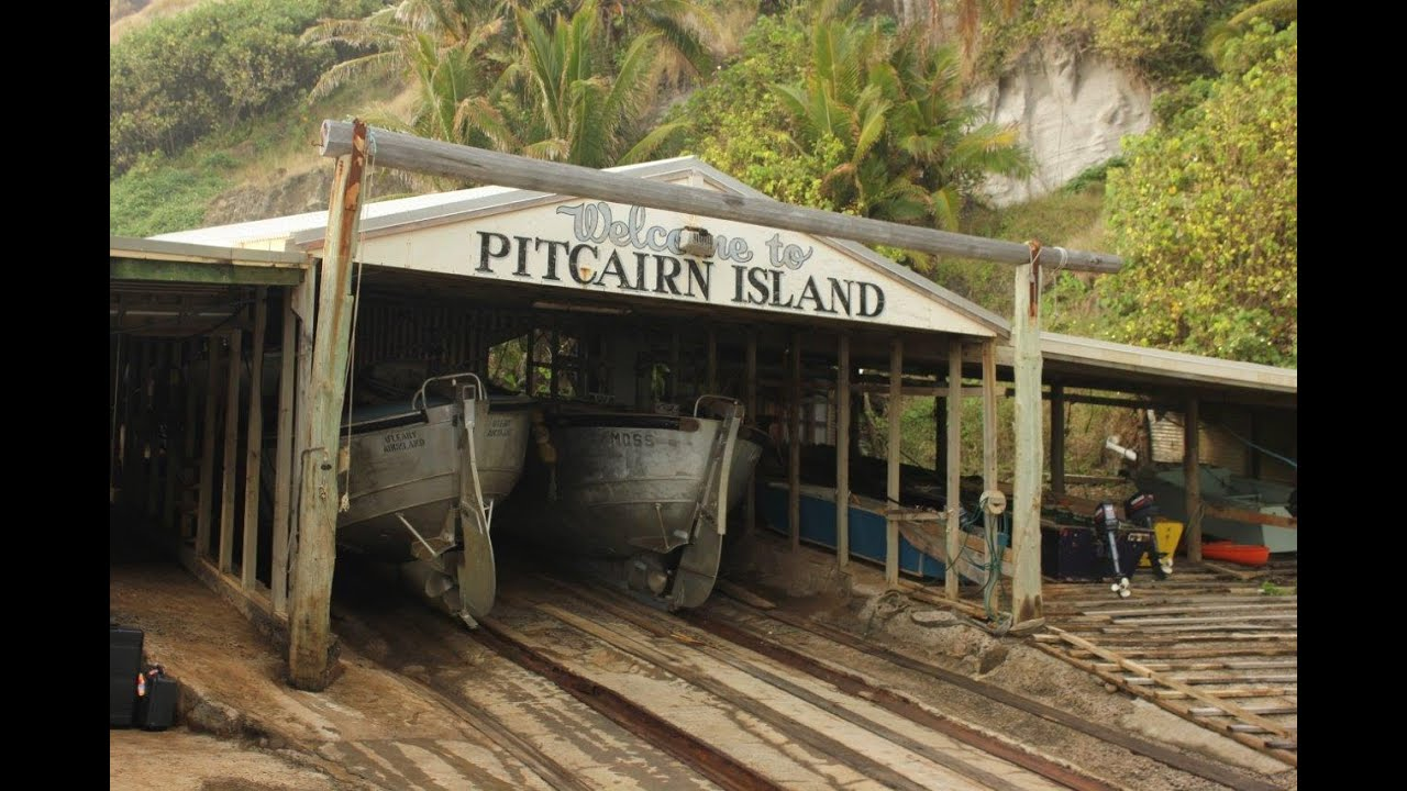 life on pitcairn island home of the descendants of the mutineers
