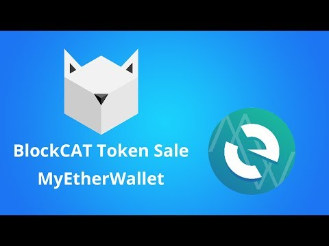 Guide: Purchase CAT using MyEtherWallet