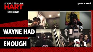 Wayne Walks Off | Straight from the Hart | Laugh Out Loud Network