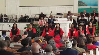 For Every Mountain Praise dance by MMBC Combined Dance