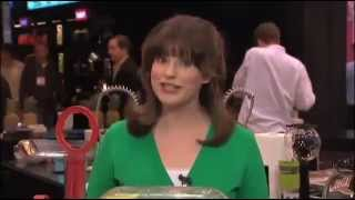 Bodum Bistro Bowls/Mixer + Santos Coffee Maker on Housewares-TV (Emilie Barta, Video Producer/Host)