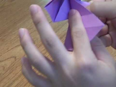Duke Origami- Kawasaki Rose- yet another design (Part 4)