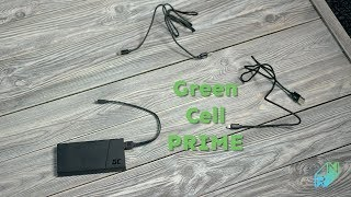 Green Cell PRIME - Recenzja polskiego powerbanka | Robert Nawrowski