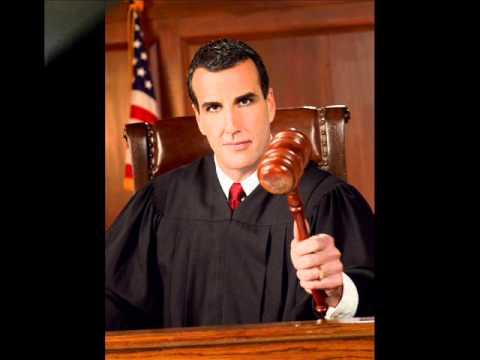 TV's Judge Alex Ferrer on CYACYL