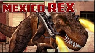 Mexico Rex Game (Gameplay Preview)