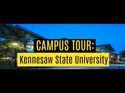 Campus Tour: Kennesaw State University