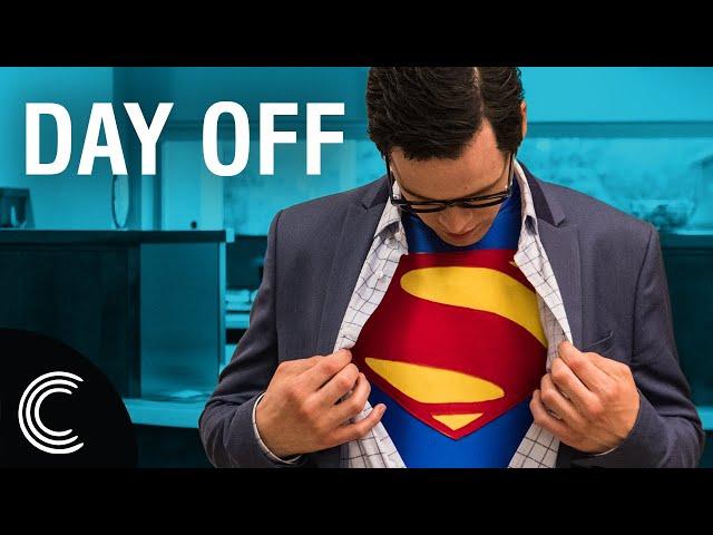 Superman's Day Off Disaster - Studio C