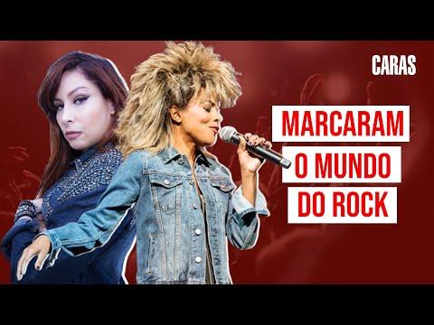 PITTY A TINA TURNER ROCKEIRAS QUE MARCARAM O MUNDO DO ROCK 2019