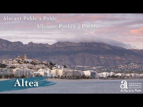 ALTEA. Alicante pueblo a pueblo