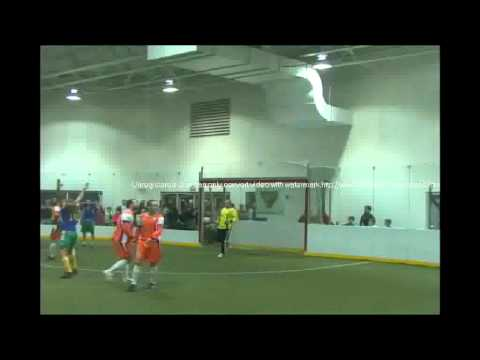 Best Indoor Soccer Goal Ever!