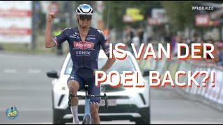 Mathieu van der Poel Dominates Antwerp Port Epic