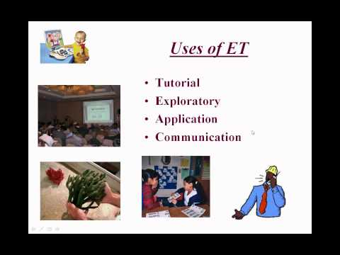 Concept of Educational Technology, Need & Significance - Module 1 B & 1 C