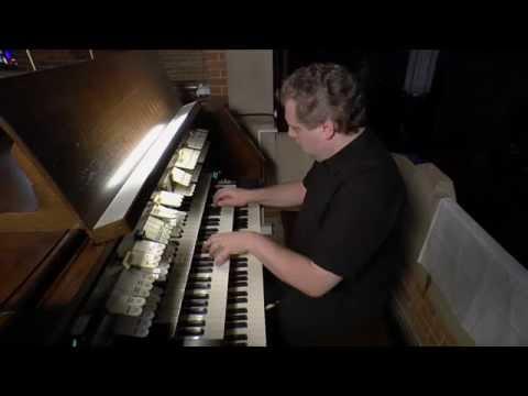 Paul Dukas The Sorcerer's Apprentice | Stephen Tharp Organist