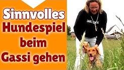 ►► Hundespiele ✔ Sinnvolle Hunde Spiele beim Gassi gehen - Stephanie Salostowitz ✔✔