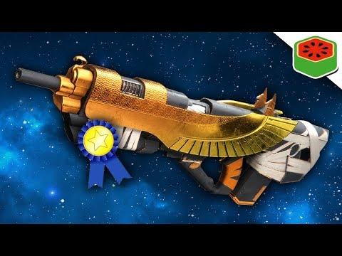 BEST PVP WEAPON  - VIGILANCE WING | Destiny 2