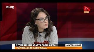 """Yeşim Salkım, """"Erdoğan İçin Dua Ettim"""""""