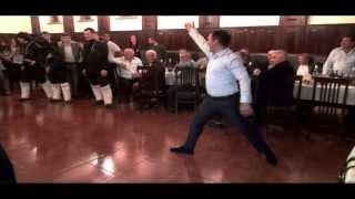 Танец отца для дочери на день рождения . Осетия -  Владикавказ . 2013 год .