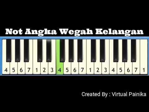 Not Angka Pianika Wegah Kelangan - Via Vallen    Nella Kharisma