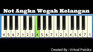 Not Angka Pianika Wegah Kelangan - Via Vallen || Nella Kharisma