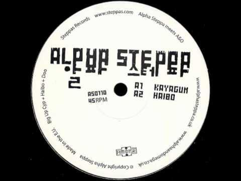 Alpha Steppa - Kayagum