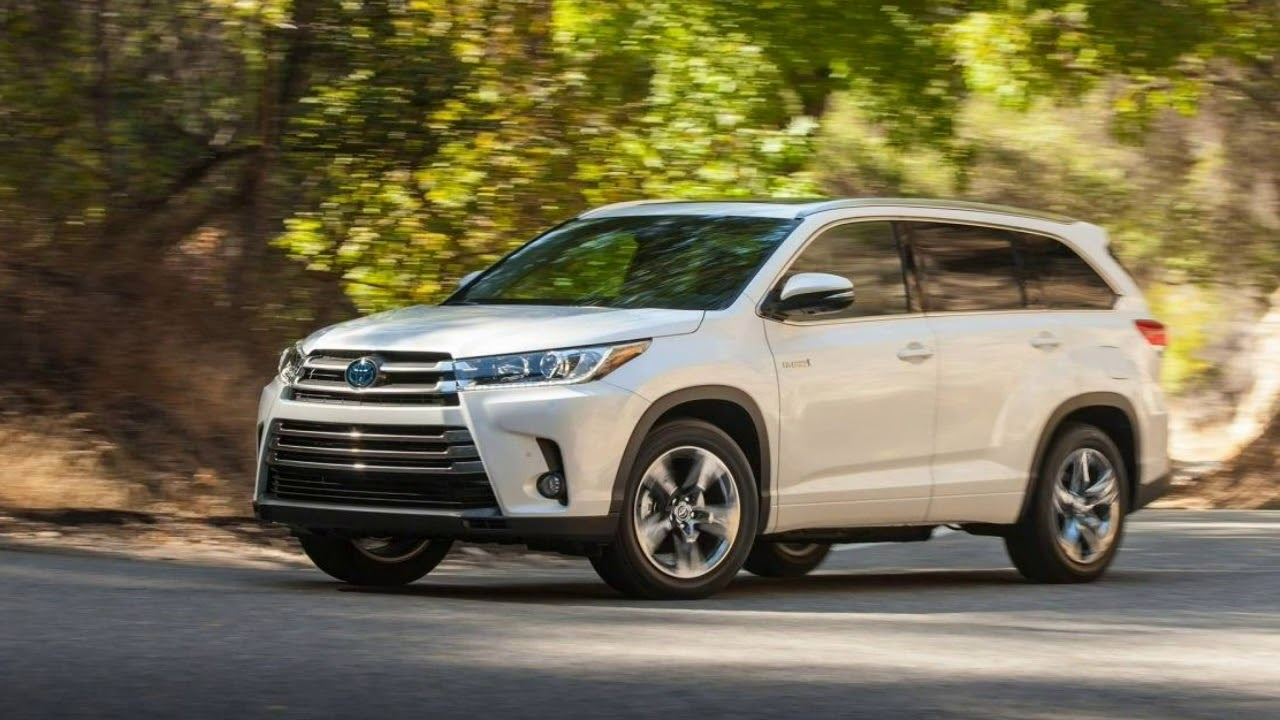Toyota Highlander Hybrid 2018 Car Review